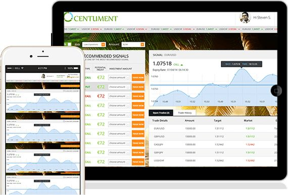 Centument LTD. has been released as 'new Crown Prince for trading software', many people has made tons of money within such a short period. Are you an action taker or just a watcher? Register now....