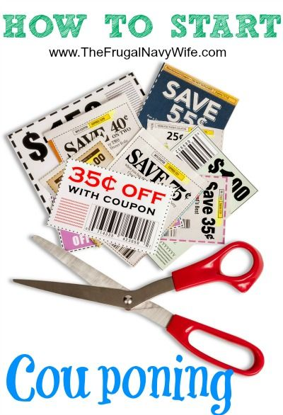 How to Start Couponing. Tips to help you save money without going overboard!