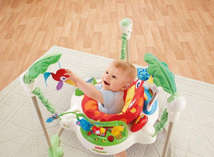Unique Fisher Price Rainforest Jumperoo reviews Baby JumperBaby WalkersBaby Elegant - Best of baby bouncer walker Simple Elegant