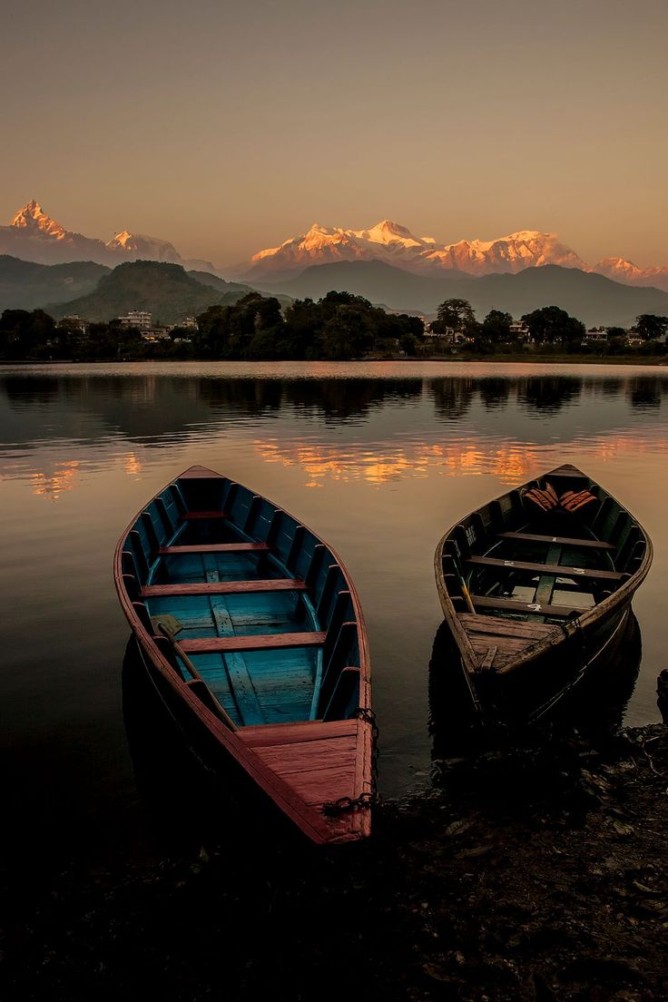 """Nepal.  """"Wherever you are is the entry point.""""  — Kabir"""