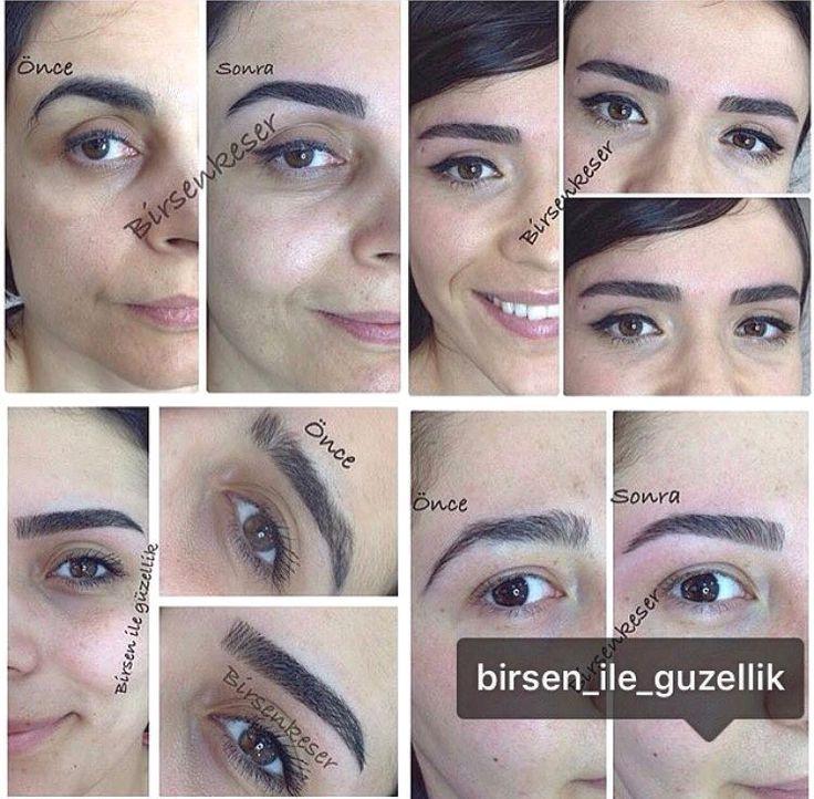 Öncesi hüzünlü ��gözler sonrası göz içleri gülümsüyor ne mutlu bana ��☝��️Doğallıkta son nokta asla kendi Kaş kılınızdan ayırt edemiceğiniz doğallık bunun adı microblading ���� mucizesi ��������gelin yüzünüze en uygun Kaş tasarımını birlikte belirliyelim #gunaydın #microblading #kıltekniği #micropigmentasyon #eyebrows #eyebrowsonfleek #woman #longtimeliner #hairstokes #izmir #makeup #ipekkirpik #kadın #güzellik #ciltbakımı #kaşkontürü #mac #dudak #botoks #kaşalımı #kaştasarımı #birsenkeser…