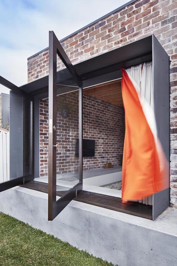 Casa integrada, em Sydney (Foto: Luc Remond / divulgação)
