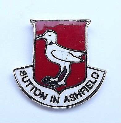 Sutton in ashfield - england - #enamel #lapel pin badge + free uk #postage, View more on the LINK: http://www.zeppy.io/product/gb/2/360798096970/