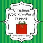 This freebie includes 6 different coloring pages with sight word keys, similar to a color by number.  This are perfect for any primary classroom, e...