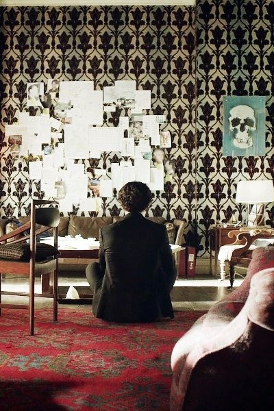 #Sherlock series 3 episode 2: The Sign of Three