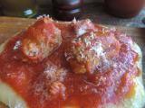 Tappa 1 - Polenta con sugo di spuntature e salsicce (ricetta di mia nonna)