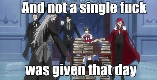 black butler undertaker gif | grell sutcliffe on Tumblr
