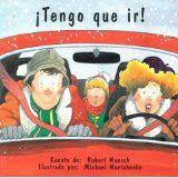 Amazon.com: robert munsch, spanish: Books
