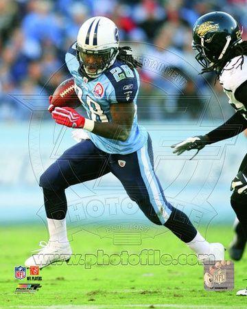 Tennessee Titans - Chris Johnson Photo