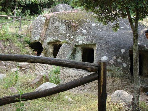 Cardedu-Necropoli di Monte-Arista, #Ogliastra