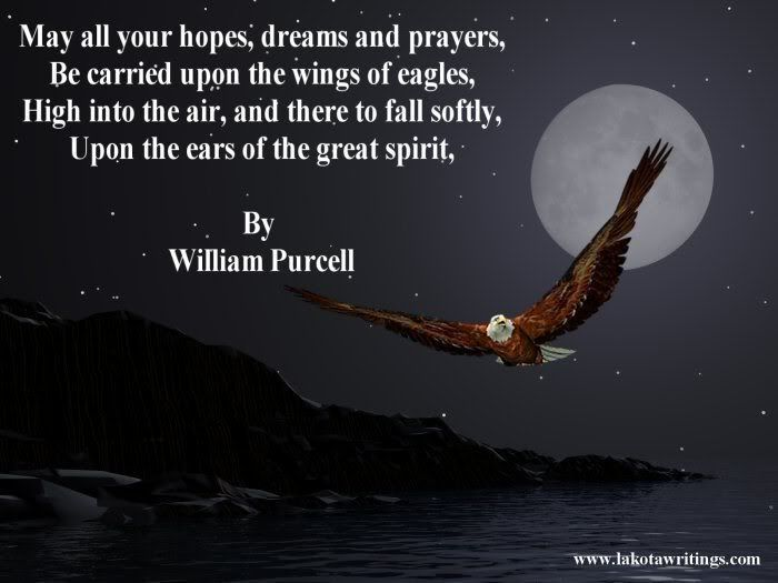Native American Healing Quotes | Hopes, dreams and prayers in NATIVE GREETINGS, WISHES AND BLESSINGS ...