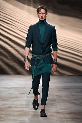 SS2017 DAKS MENS MILAN COLLECTION