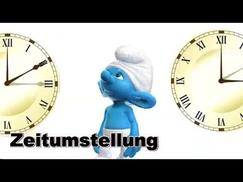 Zeitumstellung⌚Wann hört der Wahnsinn auf?Sommerzeit, Winterzeit, Norbert van Tiggelen - YouTube