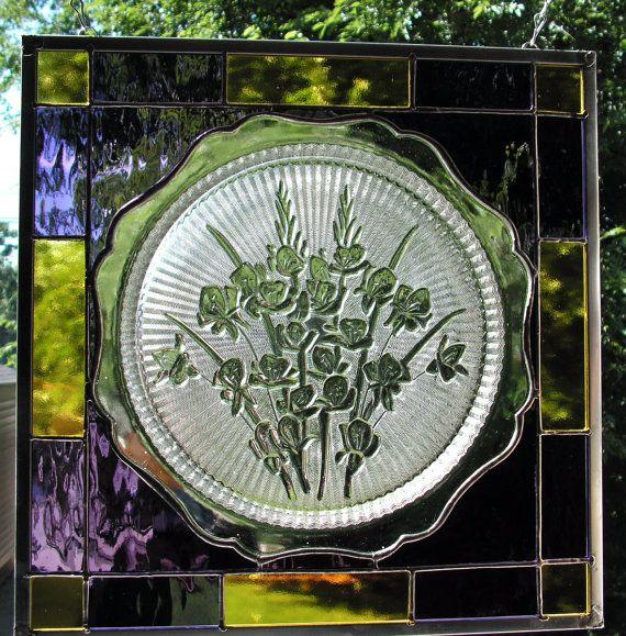 A Glass Panels