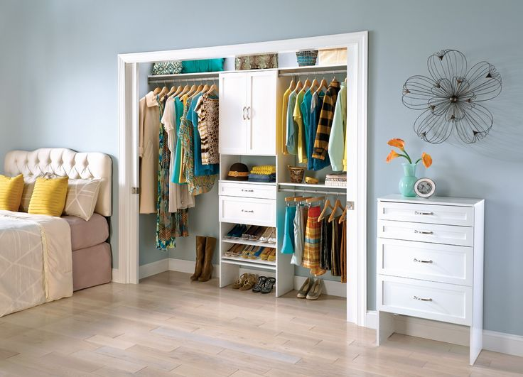 Find this Pin and more on Bedroom Closets by closetmaid. 262 best Bedroom Closets images on Pinterest