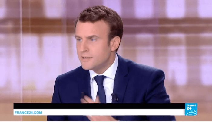 "Emmanuel Macron to Marine Le Pen: ""You are promoting civil war!"""