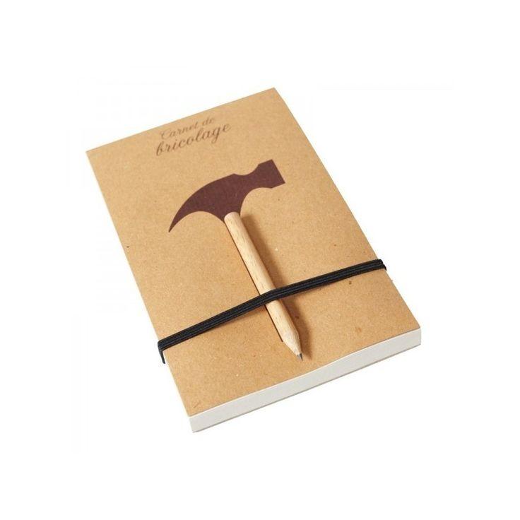 #DIY #notebook by #BeMyGift #men #gift #wishlist