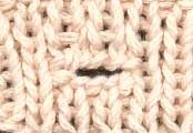 how to knit a buttonhole: Knits Techniques, Knits Tutorials, Bigger Buttons, Hole Tutorials, Knits Buttons, Buttonhol Knits, Buttonhol Tutorials, Buttons Hole, Knits Buttonhol