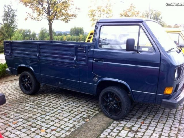 Vw transporter t3 pick up 90 25 out 14 20