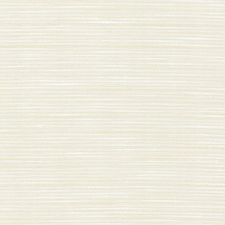 Home Décor Shimmy Eggshell Solid Woven Fabric