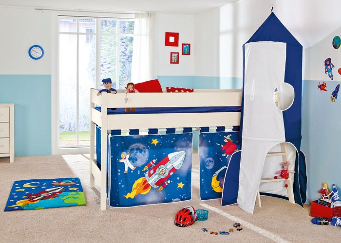 Rocket Bed Tent With The S Own Is Eship Climb Aboard And Let Go Baby Kids In 2018 Room Bedroom