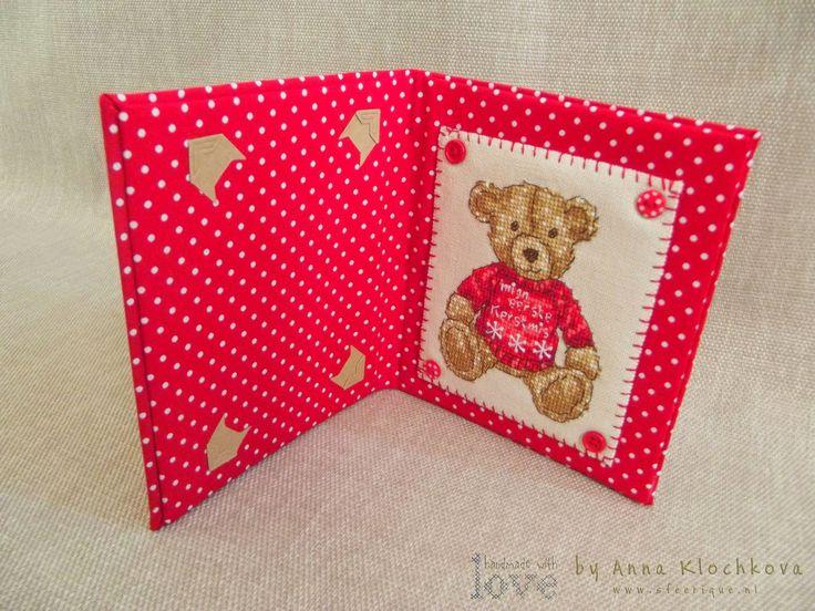 Sfeerique. Handmade with love by Anna Klochkova: My first Christmas / Мое первое Рождество