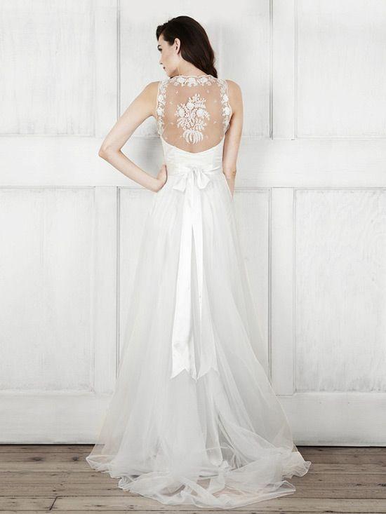 Catherine Deane Onyx Wedding Dress | www.onefabday.com