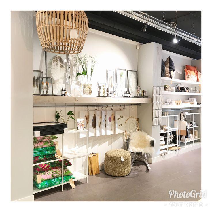 PoushStore Wassenaar    shop-in-shop    conceptstore filled with Dutch Unique Brands
