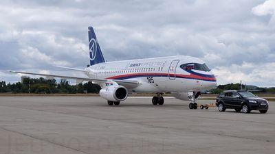 Photo of 97003 - Sukhoi Superjet 100-95 - Sukhoi Design Bureau