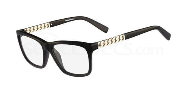 Karl Lagerfeld KL853 Prescription Glasses. Free lenses & delivery   SelectSpecs