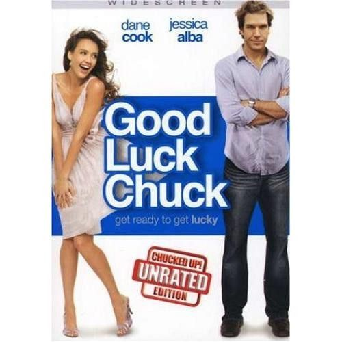 GOOD LUCK CHUCK (UNRATED WIDESCREE MOVIE