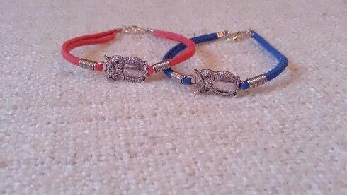 Bracelet hibou