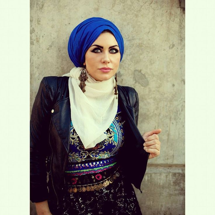 Different Hijab Styles and Ways of Wearing Them