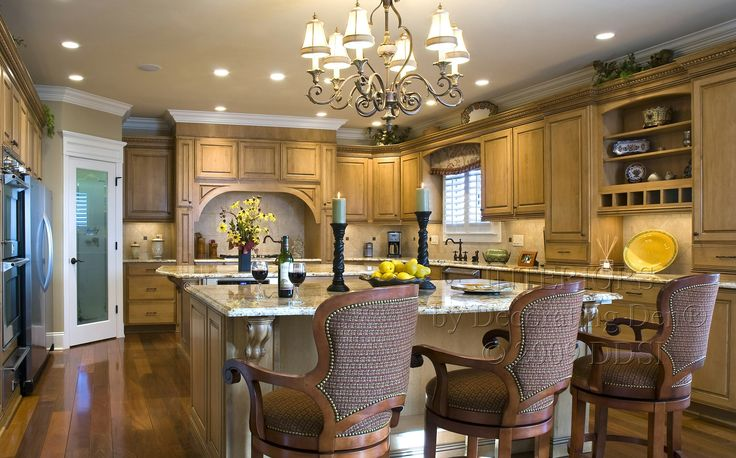Timeless Kitchen Design - Traditional Delicious #Kitchens -The - timeless kitchen design