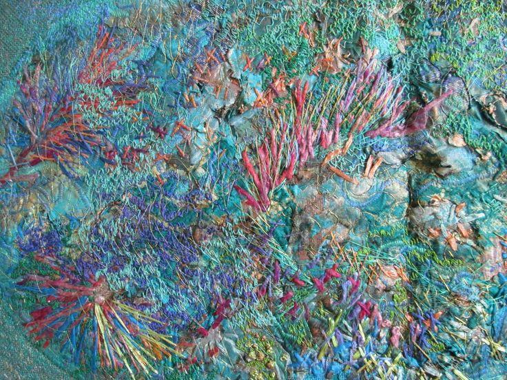 My Embroidery Batia Sheffer Israel