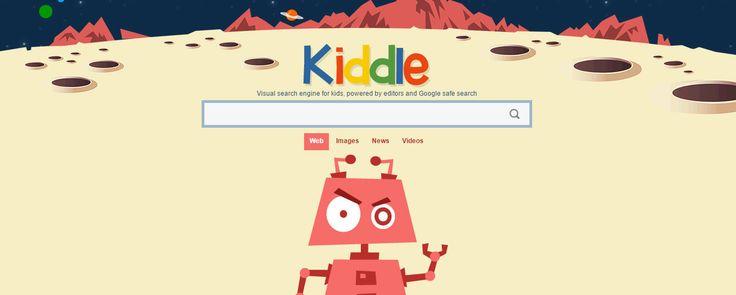 Kiddle.co ,il motore di ricerca per i bambini firmato Google