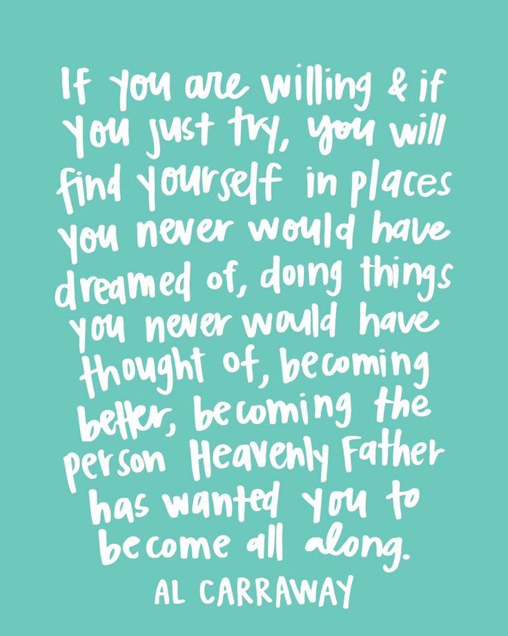 Quote | Al Carraway