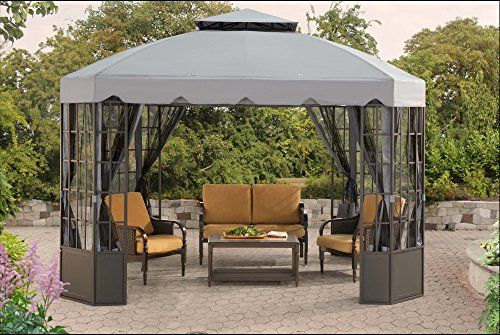 17 Best Ideas About Gazebo Side Panels On Pinterest