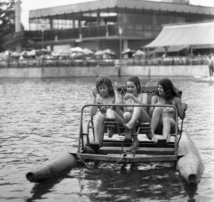 nagyerdei csónakázótó (1973)
