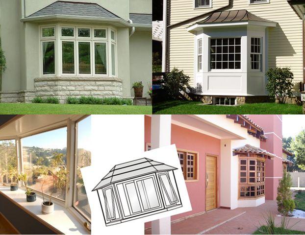 Famosos 22 best Bay-Window images on Pinterest | Bow windows, Bay windows  VA59