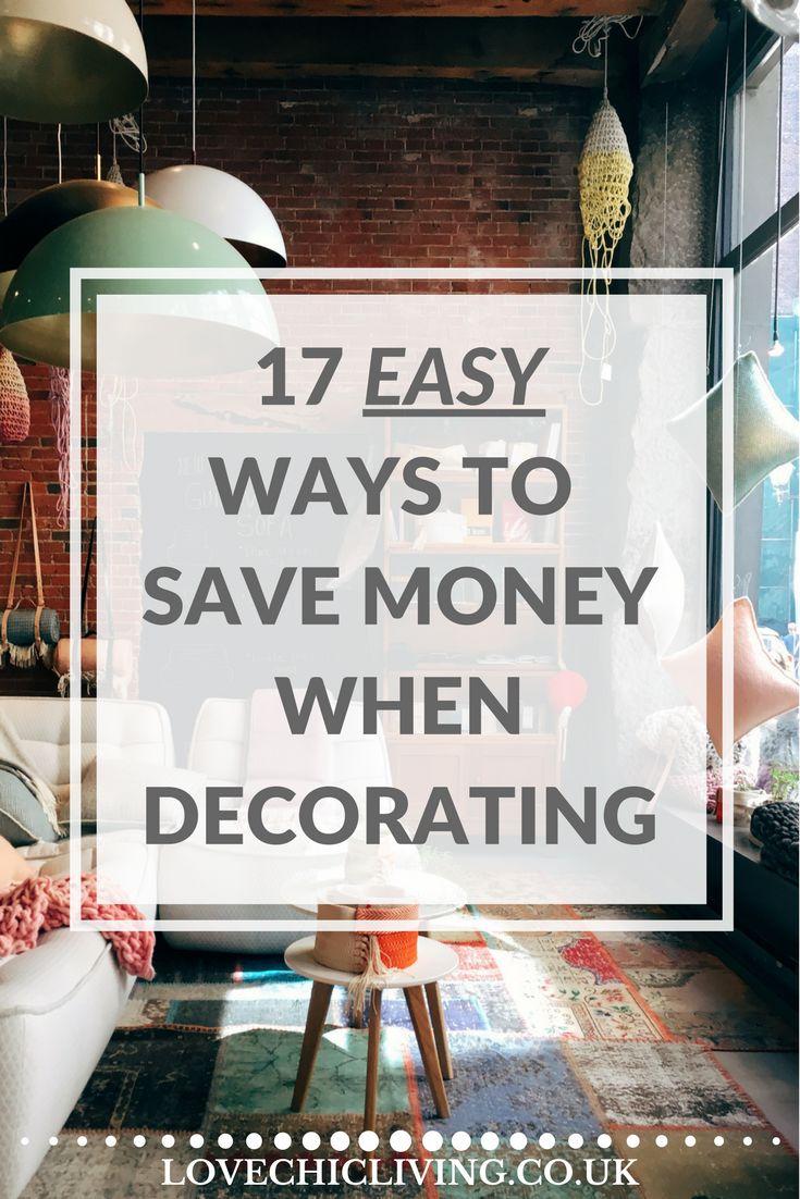 39 best Budget Home Decor Ideas images on Pinterest