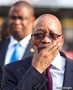 South African politics: Shaking the kaleidoscope | The Economist