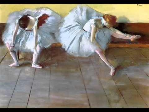 Ballet music pieces transcripted for Piano - 3/3  Quixote, Pas de Deux