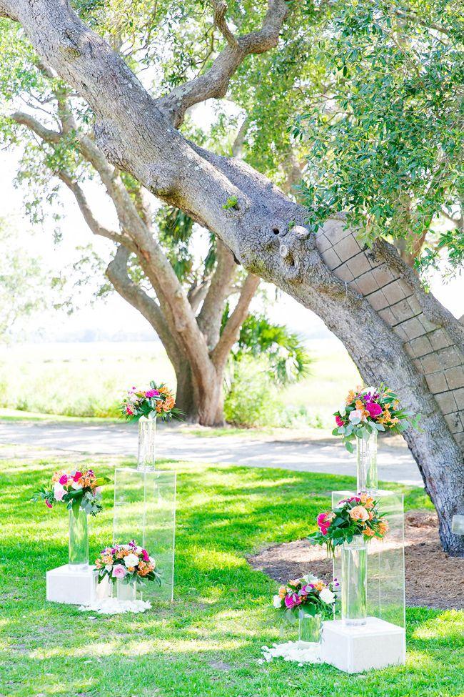 Blush Lowndes Grove Wedding In Charleston, SC