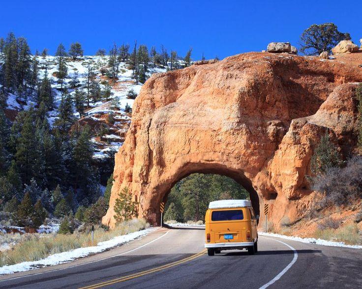 The open road is calling. #RoadTrip #Volkswagen #Adventure #Explore #Travel #Wanderlust