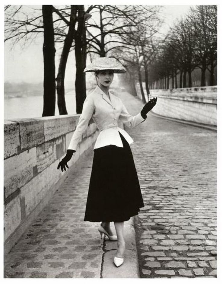 'In 1947, my first collection was successful beyond my wildest dreams.' - Christian Dior