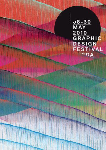 Graphic design for the Festival Breda by Toko Studio.