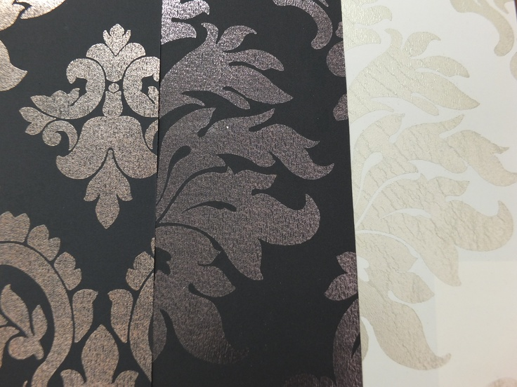 Fabrics Decadence. Copper Haze, Silver Shimmer, Gold Dust.