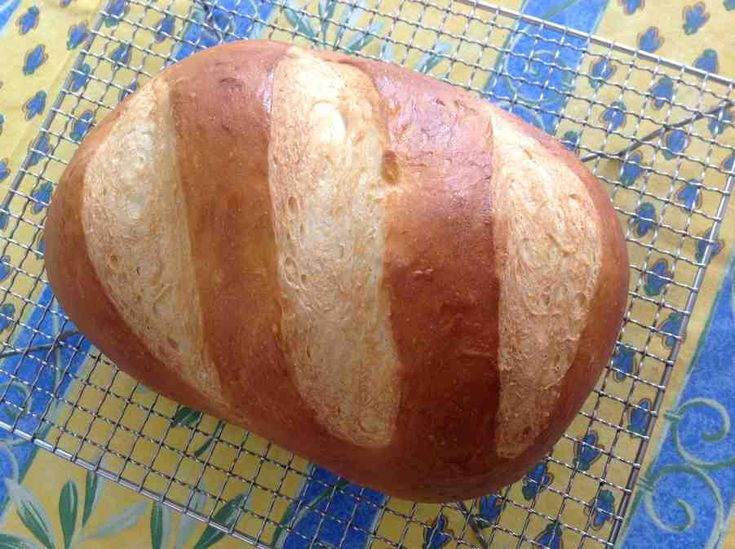 Forum Thermomix - The best Thermomix recipes and community - One very large vienna loaf or two smaller ones.