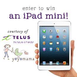 yoyomama iPad mini Contest